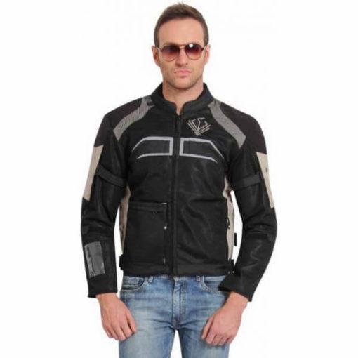 Leiidor Grandstand Black Grey Jacket 1