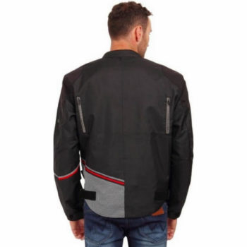 Leiidor Greenfold Black White Jacke 2