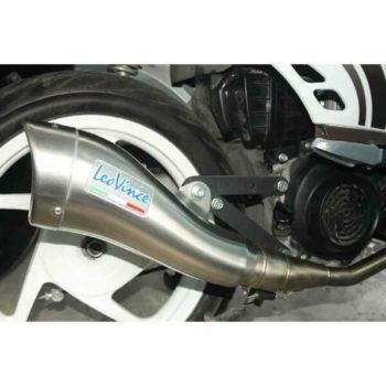 Leovince Kawasaki Ninja 250R Cobra Racing Exhaust
