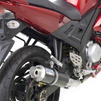 Leovince Yamaha Yzf R15 V2.0 Gp Corsa Evo Carbon Racing Full System Exhaust 3