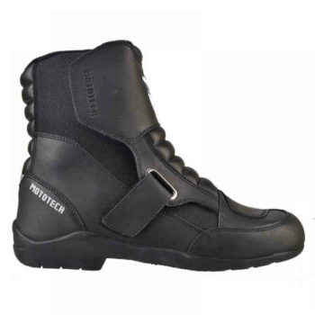Mototech Asphalt Short Riding Boots 2