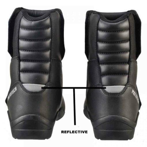 Mototech Asphalt Short Riding Boots 4
