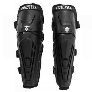 Mototech Bulwark Bionic Knee Armour 1