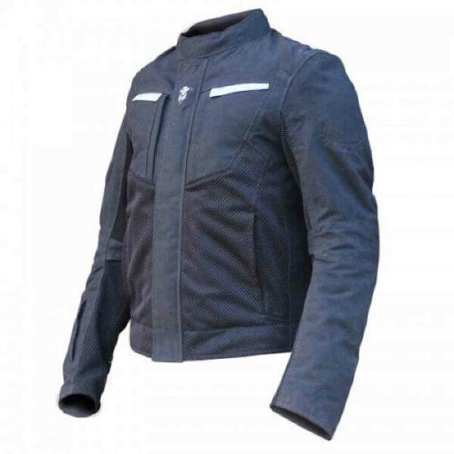 Mototech Contour Air Black Riding Jacket 3