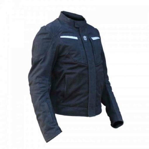 Mototech Contour Air Black Riding Jacket 4