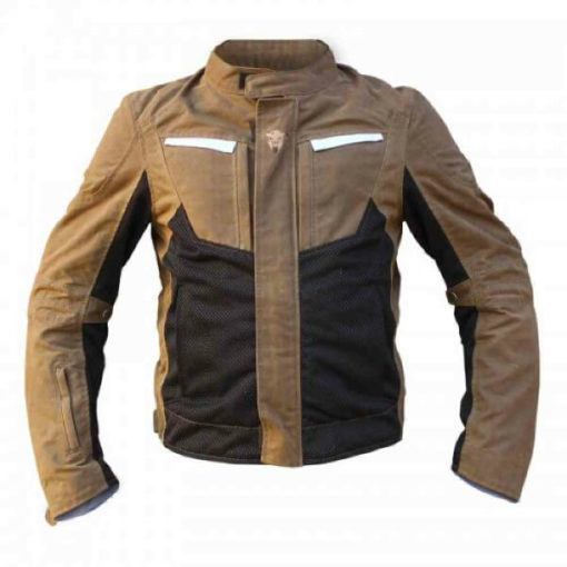 Mototech Contour Air Brown Riding Jacket 1