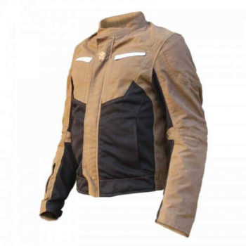 Mototech Contour Air Brown Riding Jacket 3