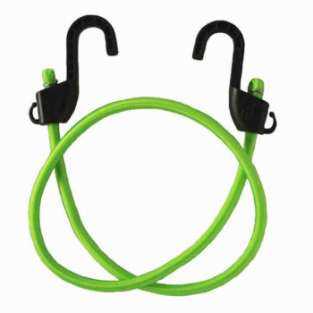 Mototech Grappler Bungee Tie Down 36 Inches Green 1