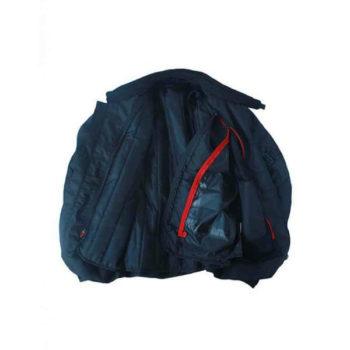 Mototech Scrambler Air Black Motorcycle Jacket 3