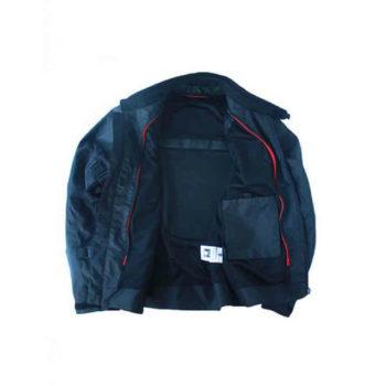 Mototech Scrambler Air Black Motorcycle Jacket 4