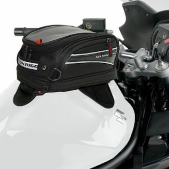 Nelson Rigg Journey Mini Motorcycle Tank Bag Magnetic Mount 1