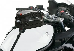 Nelson Rigg Journey Mini Motorcycle Tank Bag Magnetic Mount2