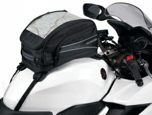 Nelson Rigg Journey Sport Motorcycle Tank Bag Magnetic Mount2