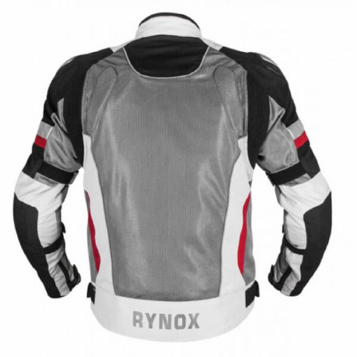 Rynox Storm Evo L2 Beige Riding Jacket 2