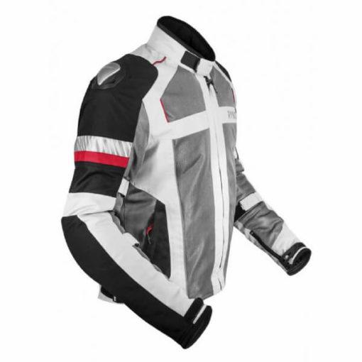 Rynox Storm Evo L2 Beige Riding Jacket 3