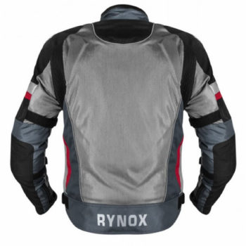 Rynox Storm Evo L2 Knight Grey Riding Jacket 2