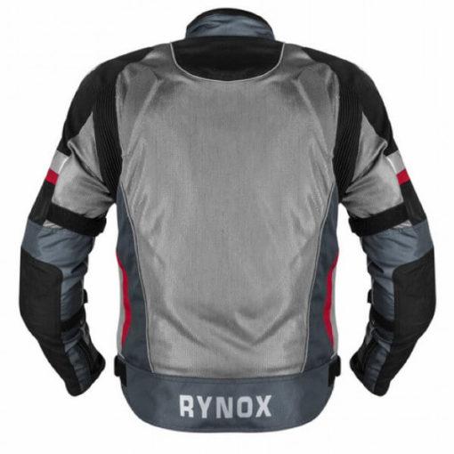 Rynox Storm Evo L2 Knight Grey Riding Jacket 2