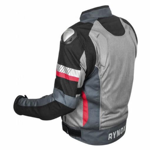 Rynox Storm Evo L2 Knight Grey Riding Jacket 4
