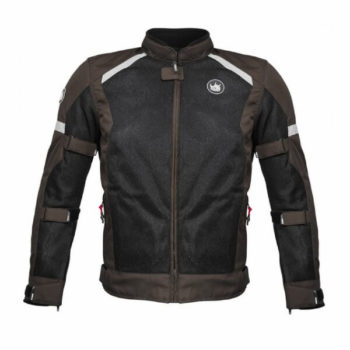 Rynox Urban Brown Riding Jacket 1