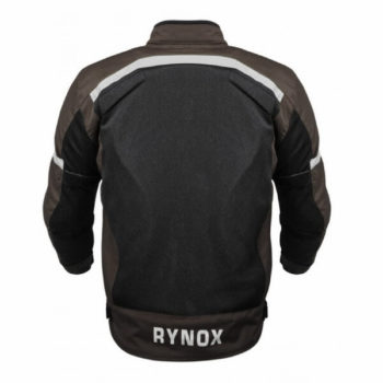 Rynox Urban Brown Riding Jacket 2