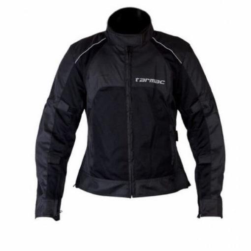 Tarmac Drifter WomenS Black Jacket 1