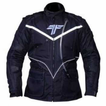 Tarmac Expedition Black Jacket 1