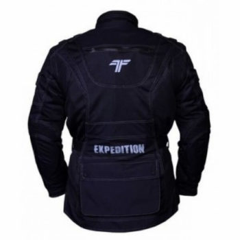 Tarmac Expedition Black Jacket 2