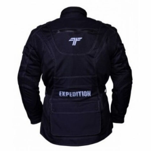 Tarmac Expedition Black Jacket 2