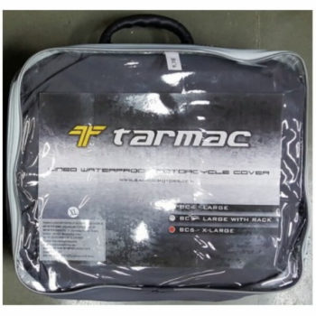 Tarmac Lined Waterproof Motorcycle Cover XL