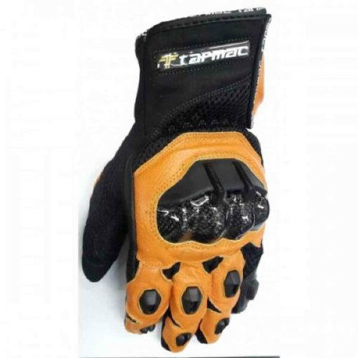 Tarmac Vento Orange Gloves 1