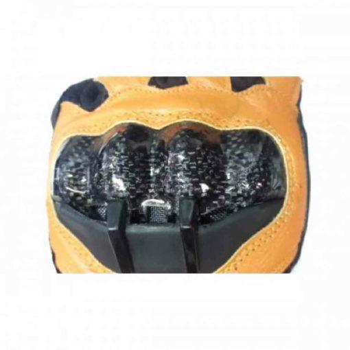 Tarmac Vento Orange Gloves 3