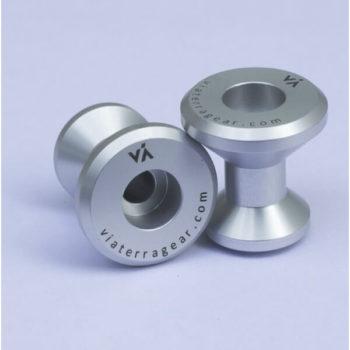 Viaterra Spools Silver M8