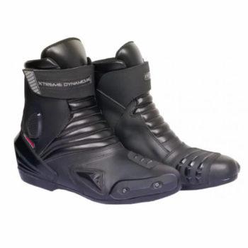 Xdi Short Black Boots 1