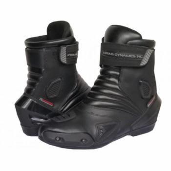 Xdi Short Black Boots 2