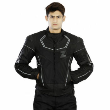 Zeus Airdrift Sp X Black Jacket 1