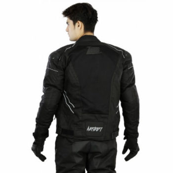 Zeus Airdrift Sp X Black Jacket 2