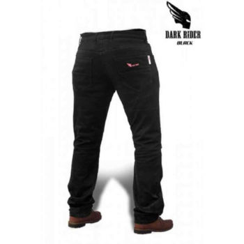 Zeus Dark Rider Motorcycle Black Jeans 2