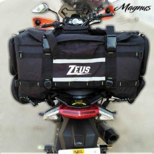 Zeus Magnus Ultra Motorcycle Touring Bag 1