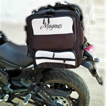 Zeus Magnus Ultra Motorcycle Touring Bag 2
