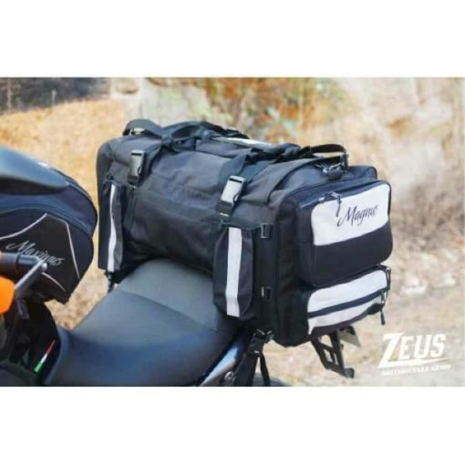 Zeus Magnus Ultra Motorcycle Touring Bag 3