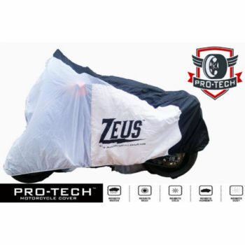 Zeus Pro Tech Motorcycle Cover 2