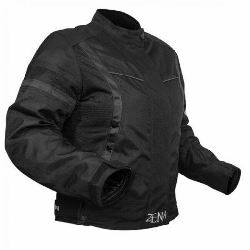 Zeus Zena V4.0 Ladies Black Jacket 1