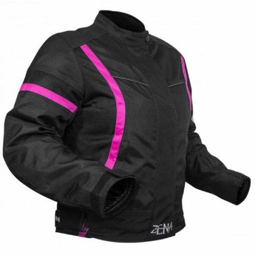 Zeus Zena V4.0 Ladies Pink Jacket 1