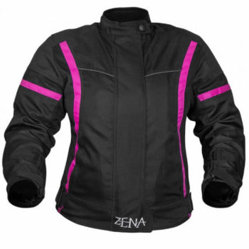 Zeus Zena V4.0 Ladies Pink Jacket 2