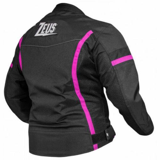 Zeus Zena V4.0 Ladies Pink Jacket 3