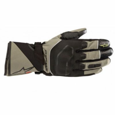 alpinestars andes touring outdry gloves molitary green black 1 1000x1000