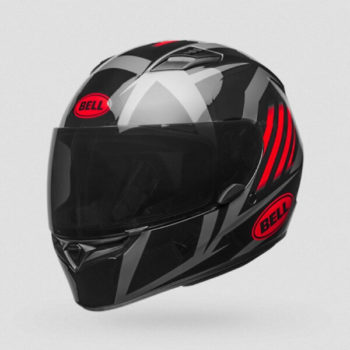 bell qualifier blaze gloss helmet black red 1 1000x1000