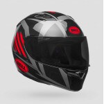 bell qualifier blaze gloss helmet black red 3 150x150