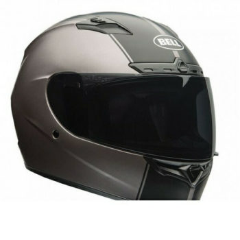 bell qualifier dlx rally helmet titanium black