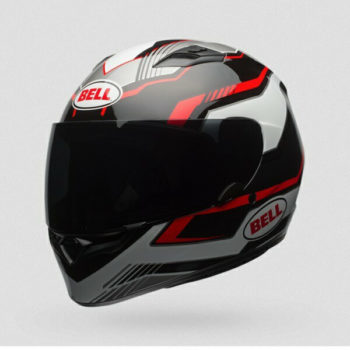 bell qualifier torque helmet black red 1